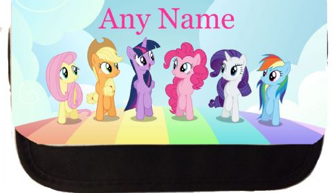 My Little Pony Pencil Case 3